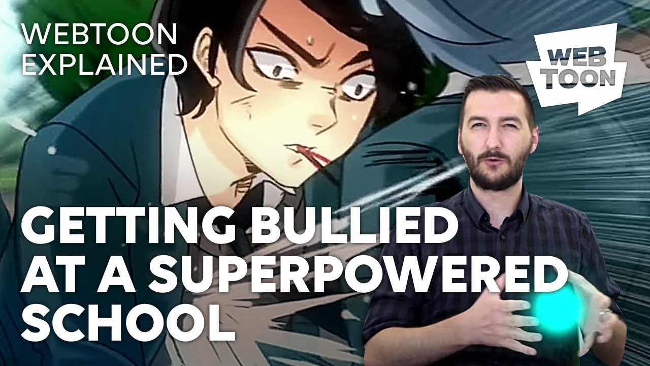 GETTING BULLIED AT A SUPERPOWERED SCHOOL