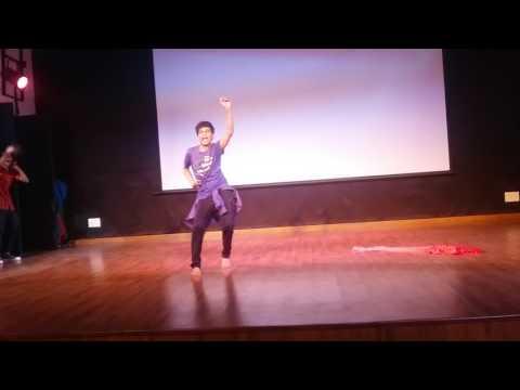 HARSH D STEPPERZ DANCE ON SONG AE RAJA JI