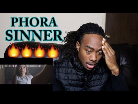 {{REACTION}} Phora - Sinner [OFFICIAL MUSIC VIDEO]