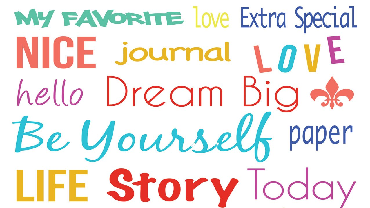 Free Word Printables - Download these free printables from our website - YouTube
