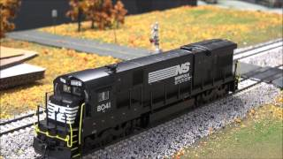 Overview: Broadway Limited C30-7