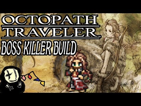 Octopath Traveler - H'aanit Judgment Day Mode (Postgame One-shot/Two-shot Build)