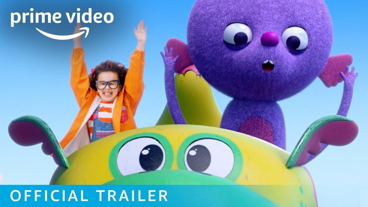 Jessy & Nessy – Season 1, Part 3 - Trailer | Prime Video Kids