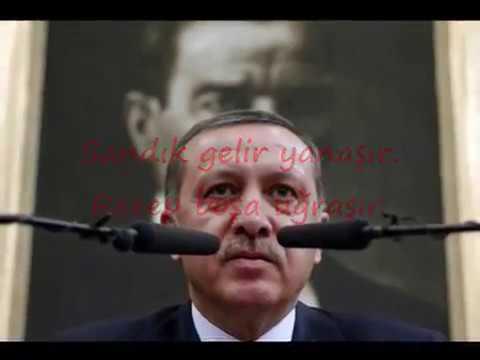 CHP'nin Referandum Şarkısının TAMAMI - KLİP EŞLİĞİNDE :)