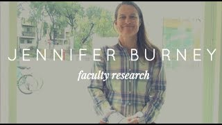 Professor Jennifer Burney on the relationship between climate and humans