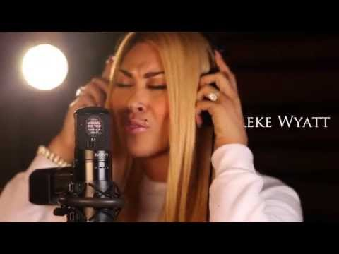 KeKe Wyatt  Fall In Love in studio