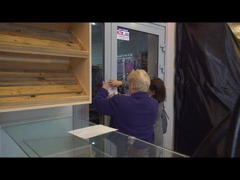 Кореновск. Магазины-нарушители закрыли свои двери.