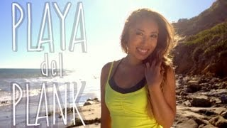 Playa del Plank | POP Pilates Beach Series
