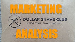 Dollar Shave Club's Marketing - A Simple Analysis