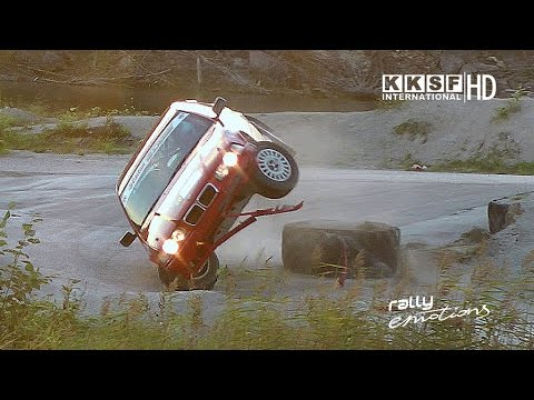 Tallinna Rally 2016 | ROLL, CRASH, OFFs, MISTAKES