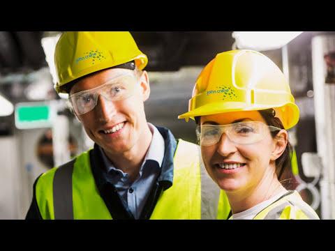 John Crane Aura™ Gas Seals