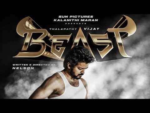 Thalapathy 65 beast official trailor,,