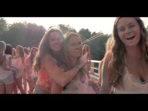 Alpha Phi - UNH 2015 Recruitment Video