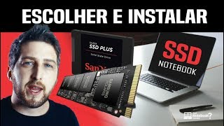 Como instalar SSD M2 no Notebook Upgrade fácil com Dicas no Samsung X51
