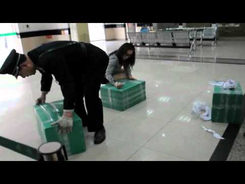 Shanghai Post Office - Extreme Customer Service