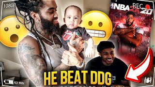 2K20: DDG VS BABY DADDY.. **THINGS GOT HEATED**