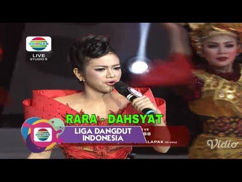 Rara (Sumatera Selatan) - Dahsyat | Konser Final Top 3 Result Liga Dangdut Indonesia