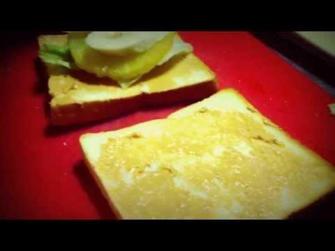 rRuyo / あるよ / 有 。花生夏威夷三明治