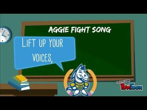 UC Davis Aggie Fight Song - Lyrics