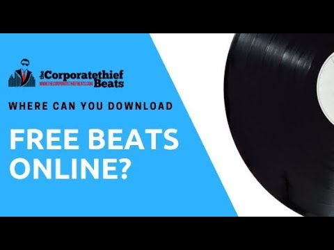where can i download free beats online