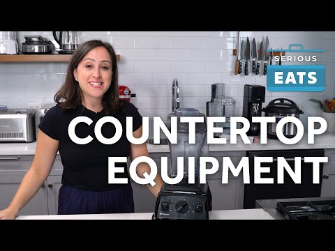 The Best Countertop Appliances | Serious Eats
