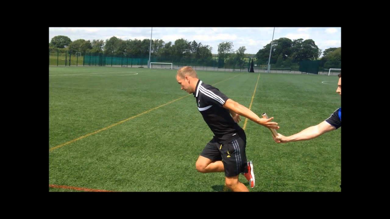 Basic relay change over downsweep for KS3 students YouTube
