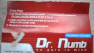 Dr. Numb Testimonial from Ink Fetish (Part 2) Thumbnail