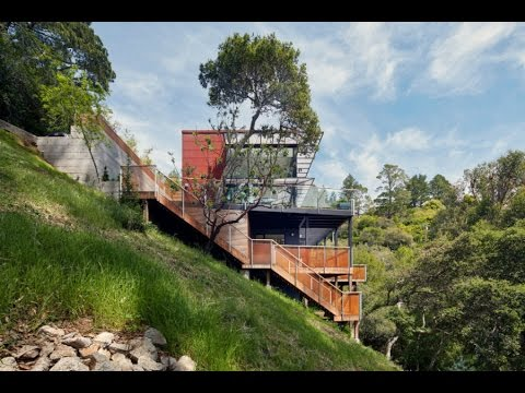 Sustainable Living House - Beautiful Modern House features Solar Energy for Heating and Cooling