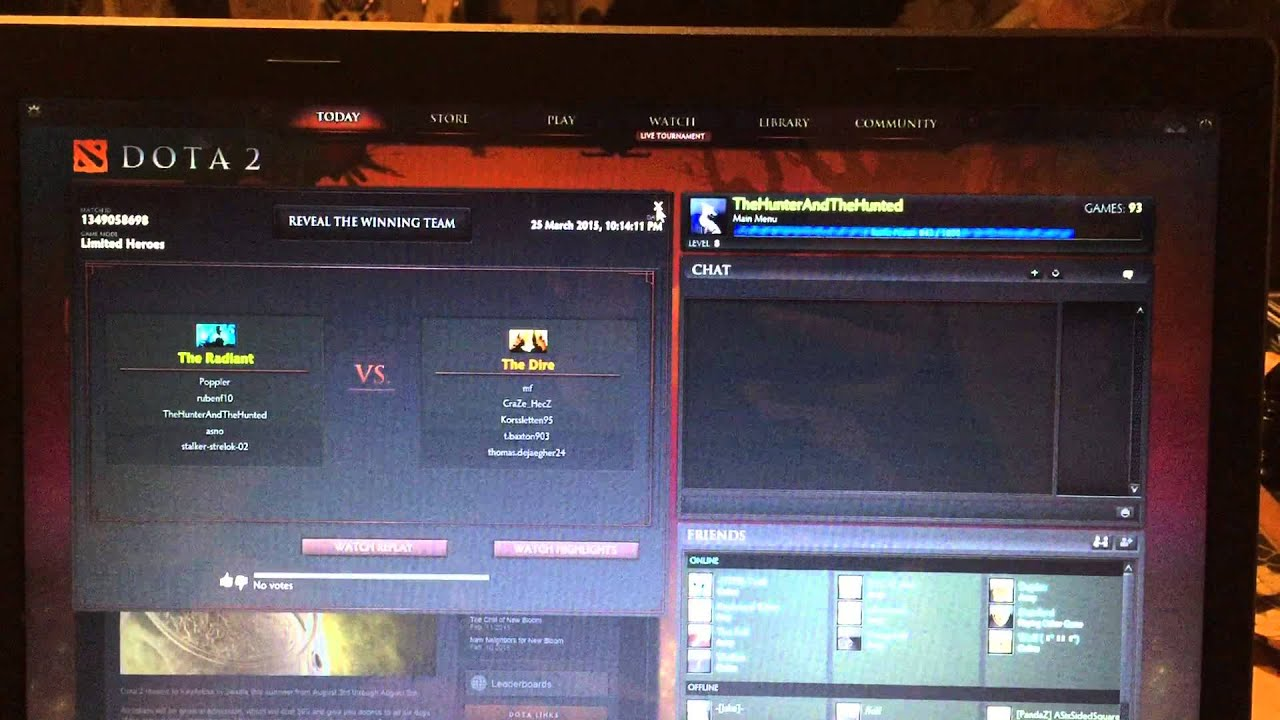 No need now valve solved it] how to download dota 2 replays (on.