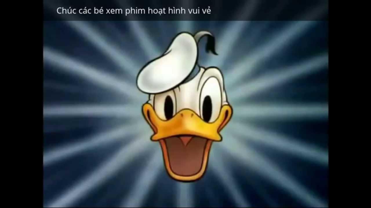 Hoạt hình] Chú vit Donald mới nhất phần 1 - Wakeakpsi
