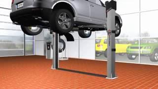 подъемник автомобильный(, 2015-05-27T10:10:31.000Z)