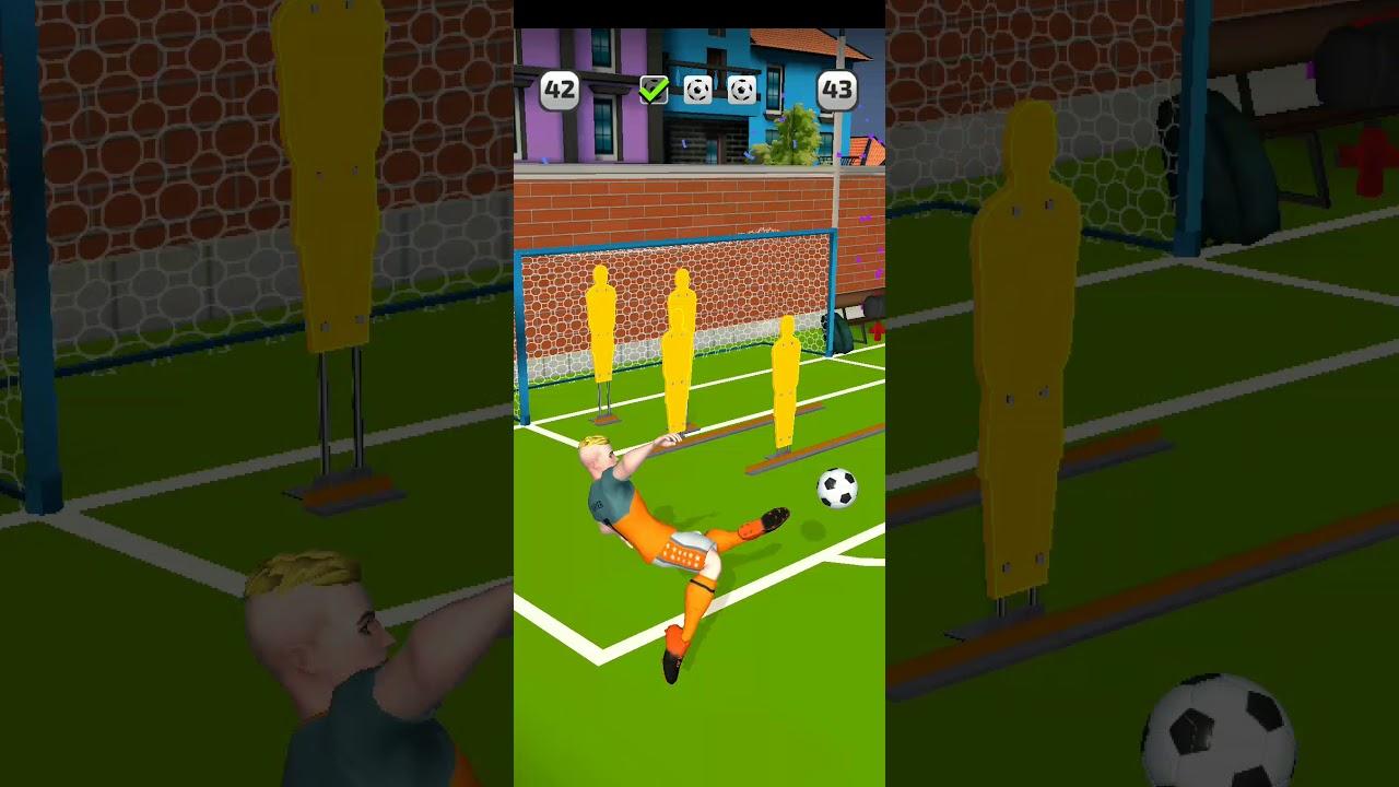 Goal Blitz - Level 40 - 47 - Gameplay - Walkthrough (iOS Android) Babies & Kids Videos Games
