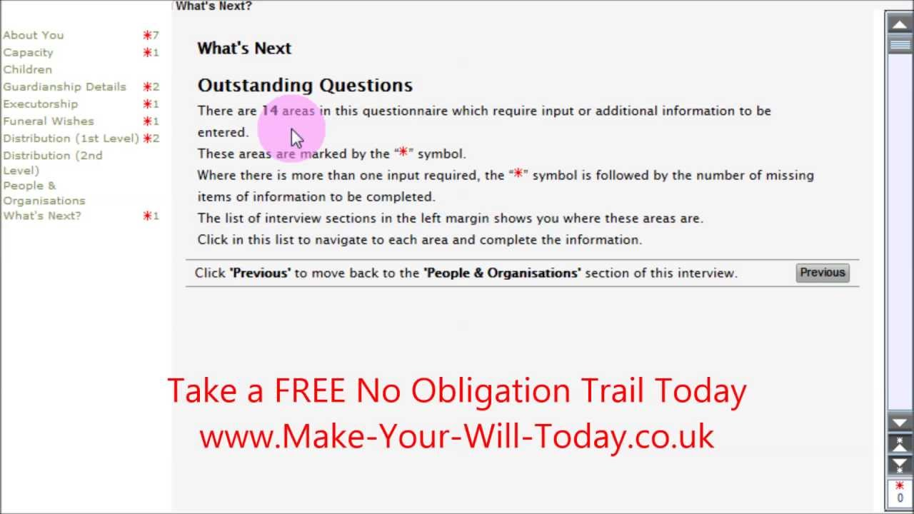 make your will today trial of online will writing make your will today trial of online will writing