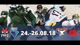 (0.03 MB) KAC Klagenfurt – ERC Ingolstadt - Vinschgau Cup 2018 Mp3