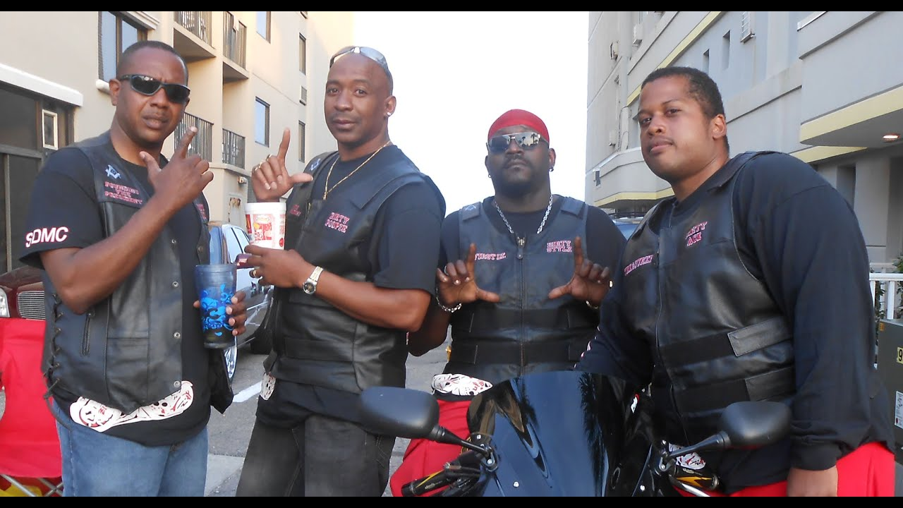 Black Bike Week 2014 Smokin Dirty Motorcycle Club Youtube