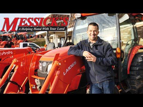*New* Kubota MX6000 & MX5400 Utility-Compact Tractor