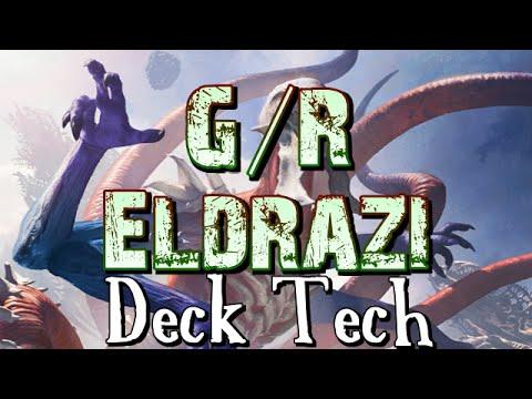 MTG: G/R Eldrazi Standard Deck Tech!