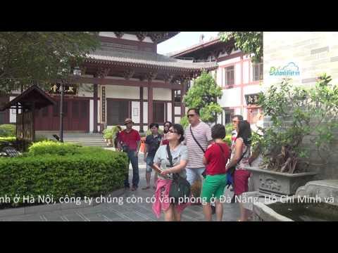 Du Lịch Trung Quốc đường Bộ Nam Ninh Trung Quoc