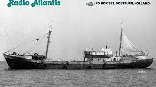 THE SHADOWS Atlantis (mixed by Steve England) Radio Atlantis International Service Theme