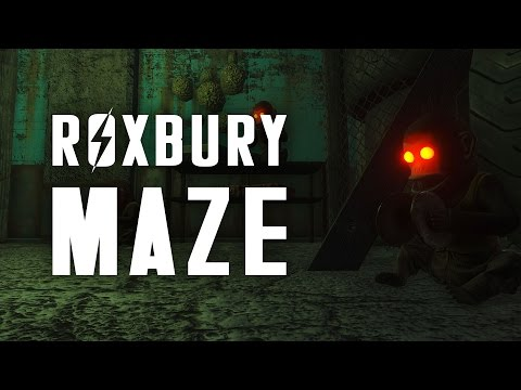 The Full Story of the Roxbury Maze at the Milton Parking Garage - Fallout 4 Lore