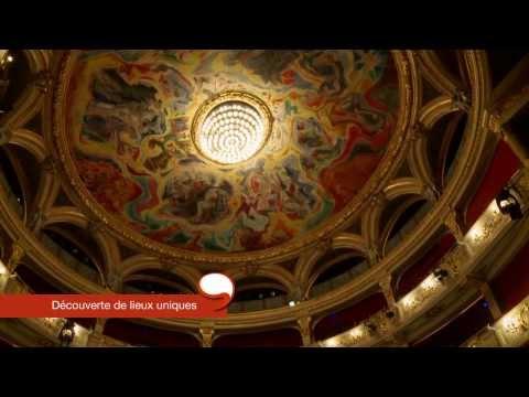 Club Culture First : visite privée du theâtre de l'Odéon Paris
