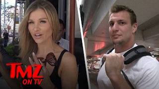 Rob Gronkowski vs. Joanna Krupa?? | TMZ TV