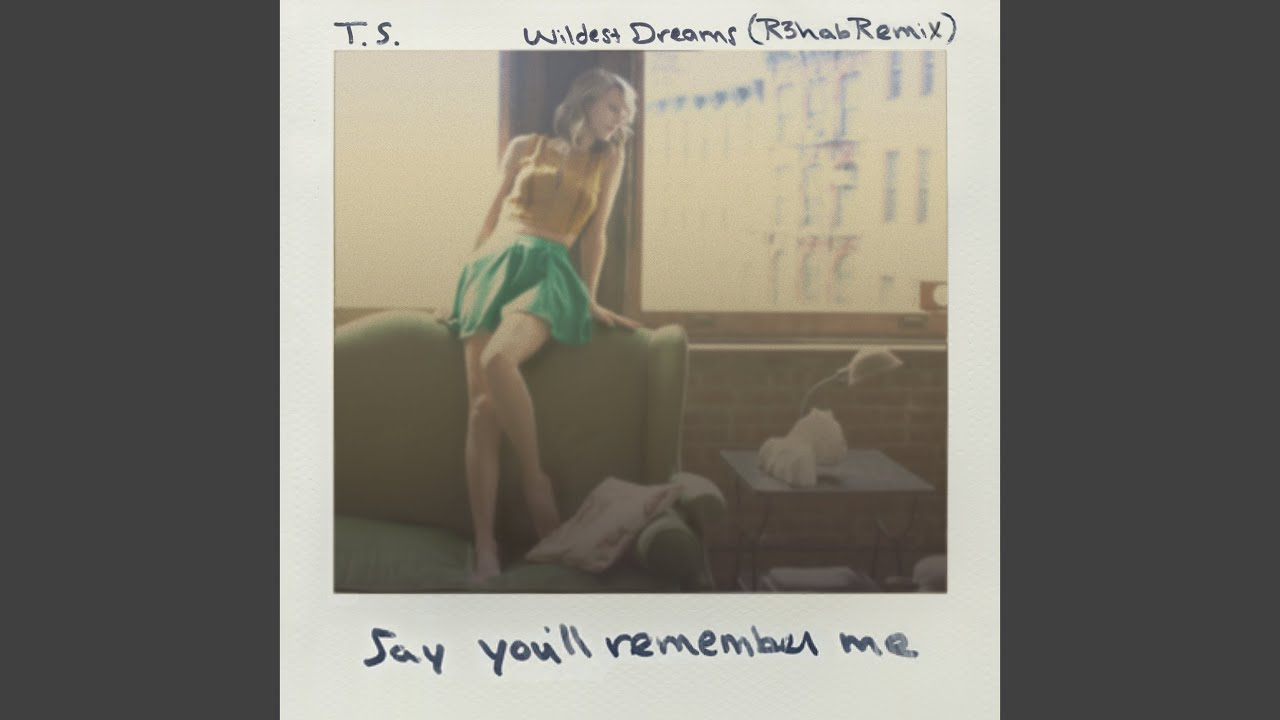 Wildest Dreams (R3hab Remix)