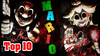 Top 10 Video Game CreepyPastas