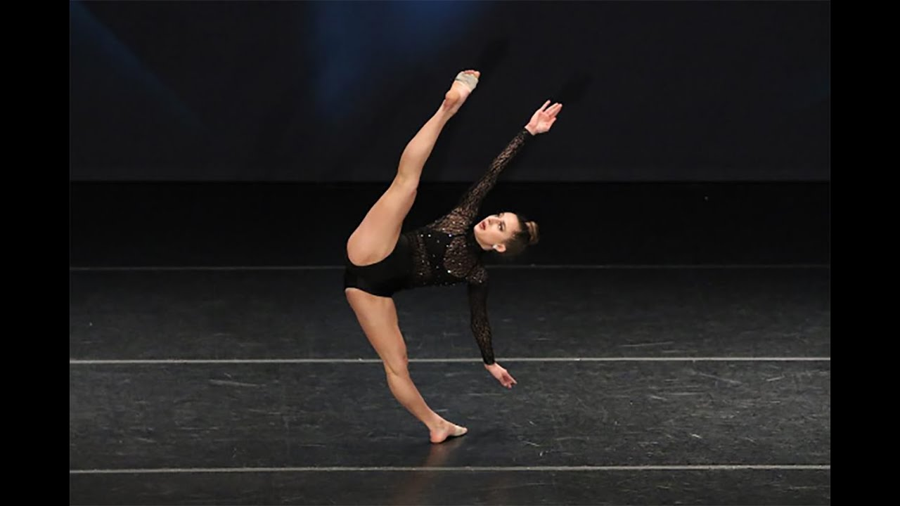 Rise Up Andra Day Contemporary Dance by Madison Lynch