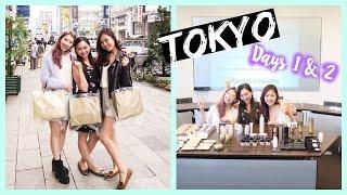 BETHNI X TOKYO ✧ DAYS 1 & 2 | Bethni Vlogs
