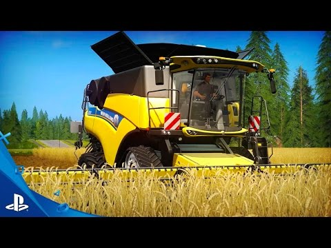 Landwirtschafts-Simulator 17 Youtube Video