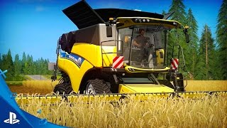 Farming Simulator 17 - Launch Trailer | PS4