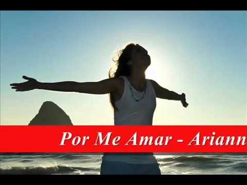 musica da arianne por me amar