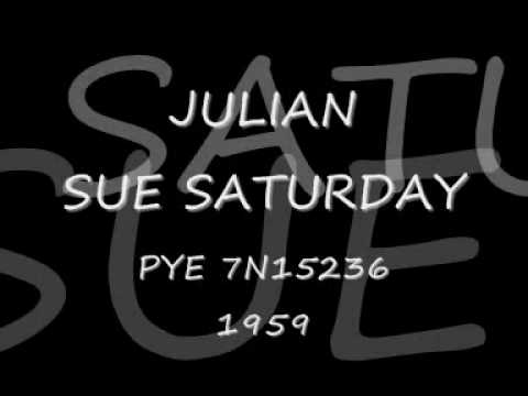 Julian Sue Saturday